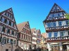 Calw the Half-timbered Town