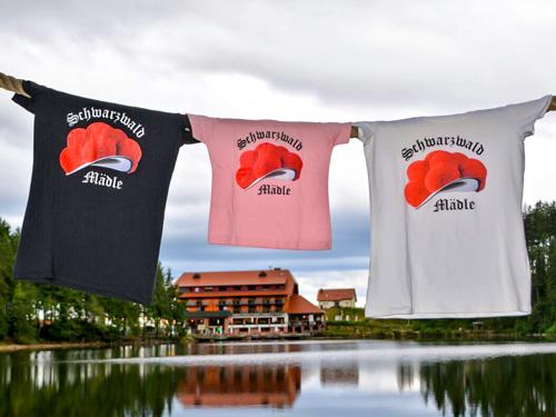 Bollenwerk Shirts am Mummelsee
