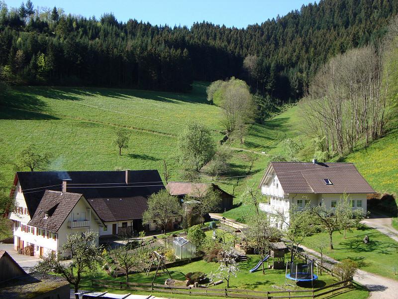 Ferienwohnungen Klausseppenhof