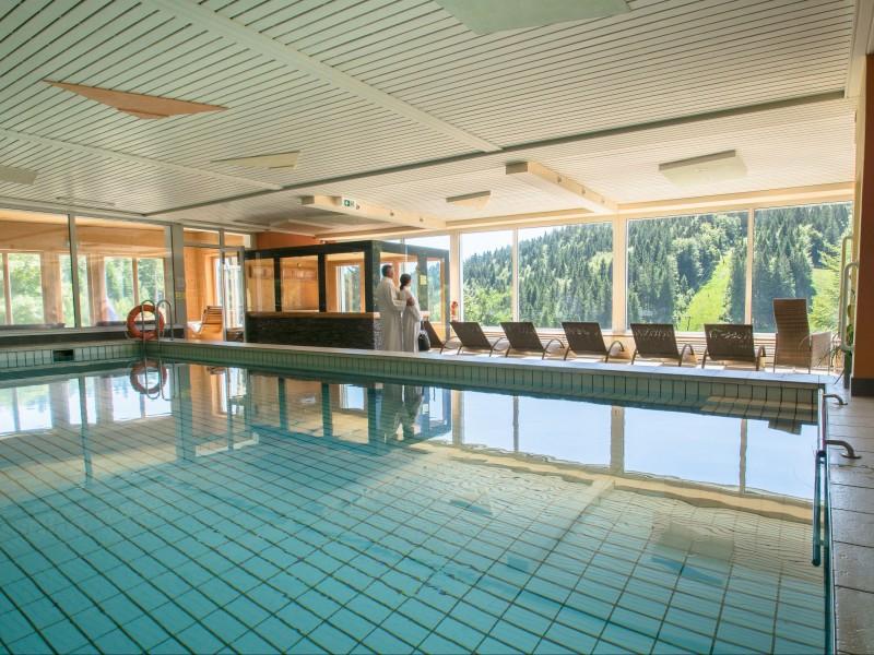 Wellnesshotel Waldhotel am Notschreipass / auf 1121m