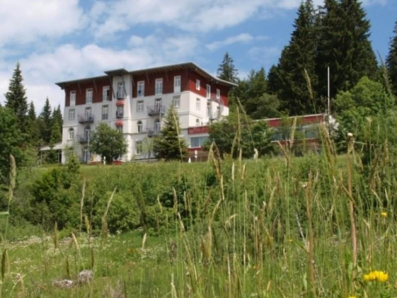 Waldhotel am Notschreipass / auf 1121m - Nähe Feldberg