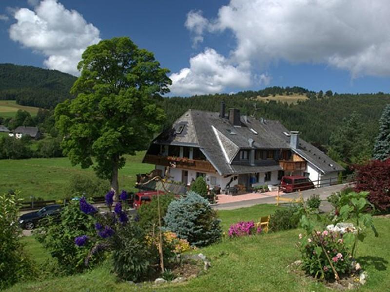 Landgasthof hotel bergblick bernau im schwarzwald for Hotel design foret noire