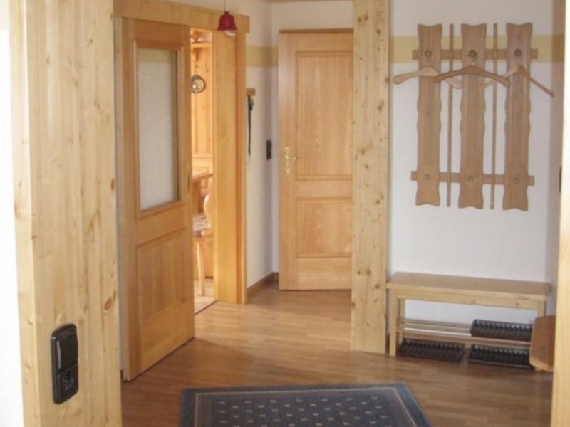 Alpensicht im Haus am Kreuzbühl