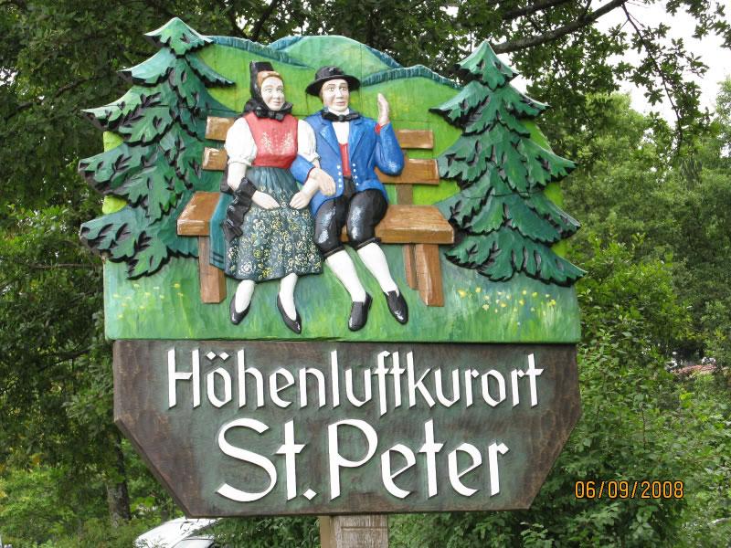 Appartem. Luisenhöhe St. Peter