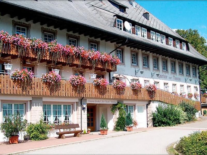 Hotel Schwarzwaldgasthof ''Zur Traube'' Waldau