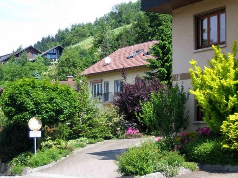 Ferienwohnung Mooswaldblick
