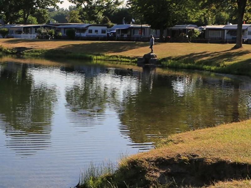 Campingplatz Tunisee