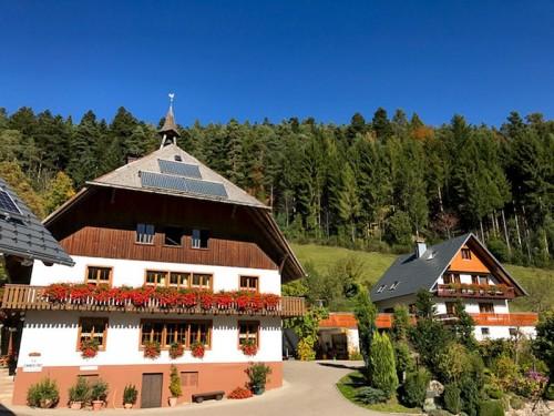 Waldbauernhof Obergießhof