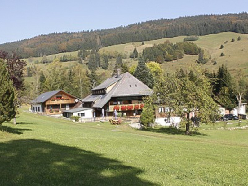 Romantisches Schwarzwaldhotel