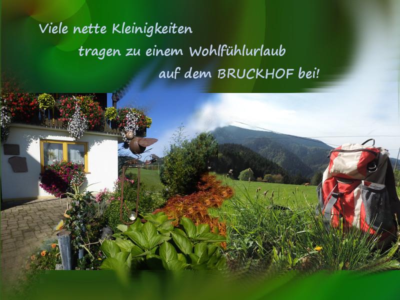 Urlaub auf dem Bruckhof - Fam. Fehrenbacher